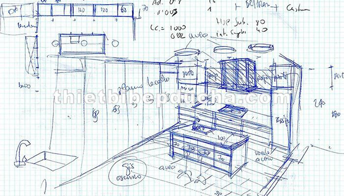Tư vấn thiết kế bếp công nghiệp